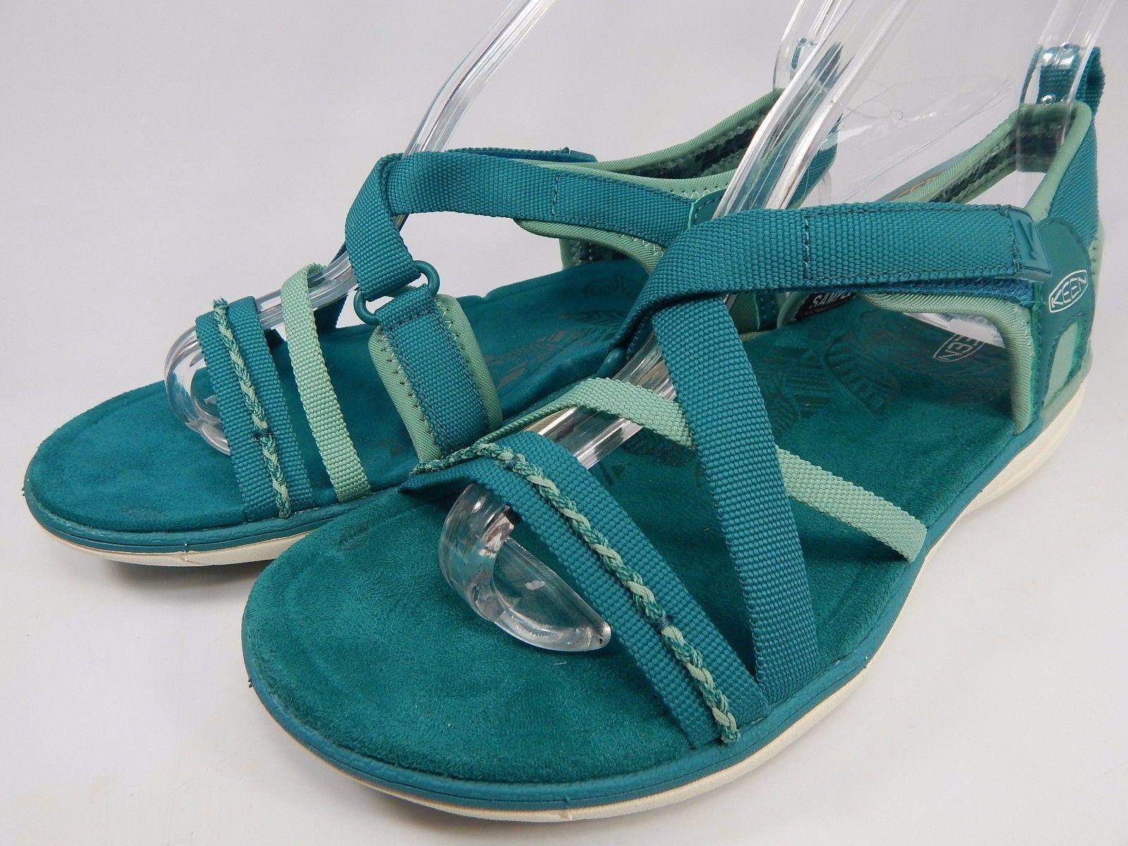 Keen Maya Strap Women's Sports Sandals Sz US 7 M (B) EU 37.5 Malachite Everglade
