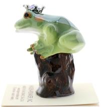 Hagen-Renaker Miniature Tree Frog Figurine Birthstone Prince 06 June Alexandrite image 4
