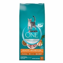 Purina ONE Healthy Metabolism Adult Dry Cat Food - $14.19