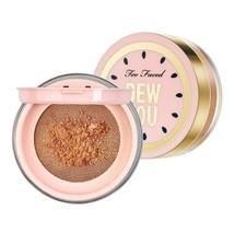 Too Faced Dew You Fresh Glow Translucent Setting Powder Radiant Caramel NIB - $21.99