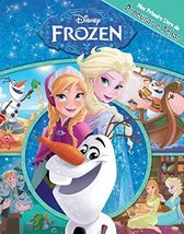 Disney - Frozen My First Look and Find - PI Kids [Board book] Editors of... - $9.79