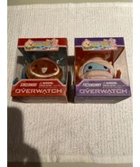 Overwatch Pachimari PachiMummy and Gingermari Plush Set of 2 UFO New 3.5 - $16.82