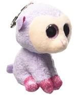 Ty Beanie Boo Lilli - Purple Lamb Clip - $8.79