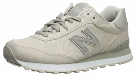 New Balance Women's 515v1 Sneaker, Moonbeam/Stone Grey, 7 M US - $54.95
