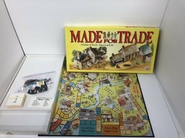 Made For Trade Board Game EUC Homeschool Colonial Economics - $11.87