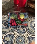 MArvel TRADING CARD - SPIDER-MAN VS MYSTERIO #110- 1994 FLEER - $14.85