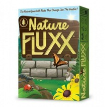 Nature Fluxx Card Game Family Fun Game Night Strategy Game - $16.13