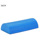 Half Round EVA Foam Roller for Yoga Pilates - $19.98