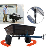 NEW Oxcart 12 CuFt Hydraulic Lift-Assist **FREE SHIPPING** - $589.99