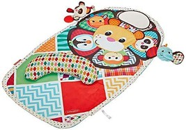 Tummy Time Mat - Baby Play Mat - Infant Toys - Tummy Time Pillow - Baby Mirror -