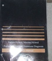2010 FORD Escape & Mariner Hybrid Powertrain Control Emission Diagnosis Manual - $38.49