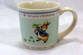 Wedgwood Peter Rabbit Christening Cup - $6.92