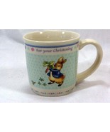 Wedgwood Peter Rabbit Christening Cup - $6.29