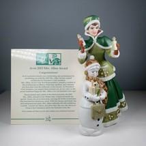 Avon Presidents Club 2003 Mrs. Albee Award FigurineWith Certificate - $24.74