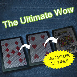 Primary image for The Ultimate Wow 3.0 version / Change Twice Ultimate Exchange Magic Tricks Magic