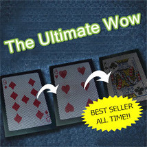 The Ultimate Wow 3.0 version / Change Twice Ultimate Exchange Magic Tric... - $22.02