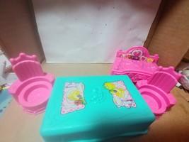 Fisher Price Little People Disney Princess Castle Furniture  - $16.00