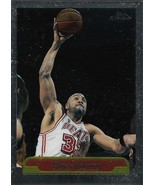 Alonzo Mourning Topps Chrome 99-00 #62 Miami Heat Charlotte Hornets - $0.50