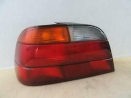 1999 2000 2001 Bmw 740I Driver Lh W/O Clear Turn Signal Tail Light Oem D78R - $58.20