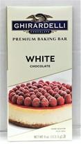 Ghirardelli Premium Baking Bar White Chocolate 4 oz - $5.63