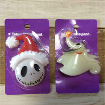 Tokyo Disneyland Halloween Nightmare Before Christmas Jack & Zero lighti... - $52.47