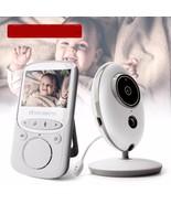 Wireless Baby Monitor Video 2 Camera Digital Night Vision Wifi Audio Way... - $89.99
