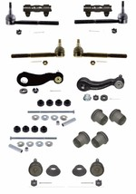 Chevy 2500 14 Piece Tie Rod Ball Joint + More  Front End Kit 1993-00 7200 lb GVW - $113.70
