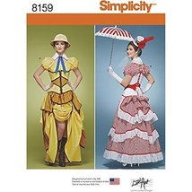 Simplicity Creative Patterns 8159 Misses' Cosplay Costumes with Corsets,... - $14.70