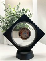 MP-Military Police US Army Challenge Coin With 3D floating Display Case Box - $19.02