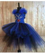 Evie Descendants High Low Tutu Dress, Descendants 2 Costume, Evie Costum... - $55.00+
