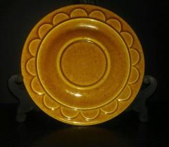 """Vintage HOMER LAUGHLIN GOLDEN HARVEST 5 3/4"""" SAUCER ~ MINT Condition! - $4.21"""