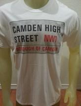 Camden High Street NW1 Bourough of Camden T shirt  S, M,  L, XXL UK England Punk - $12.99