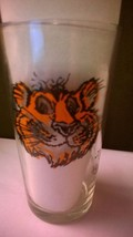"Esso Exxon-""Put a Tiger in Your Tank"" 5"" Drinking.Glass in 8 Languages - $6.75"