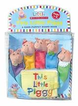This Little Piggy: A Hand-Puppet Board Book (Little Scholastic) [Board b... - $12.70