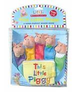 This Little Piggy: A Hand-Puppet Board Book (Little Scholastic) [Board book] Sch - $12.70