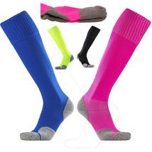 Men's Adult Socks Soccer Baseball Football Basketball Sports Over Knee H... - $9.37