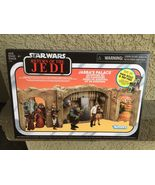 Star Wars Vintage Collection TVC Jabba's Palace Adventure Set Walmart Solo EXCL - $49.99