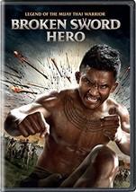 Broken Sword Hero Legend of Muay Thai Warrior DVD Buakaw Banchamek subti... - $23.00