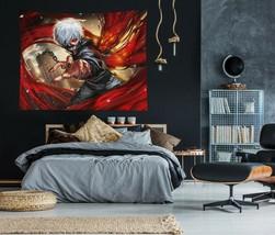 3D Tokyo Ghoul P62 Anime Tapestry Hanging Cloth Hang Wallpaper Mural Pho... - $10.55+