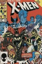 Uncanny X-Men Annual #10 VF 1986 Marvel 1st Longshot 1st X-Babies Comic ... - $7.91