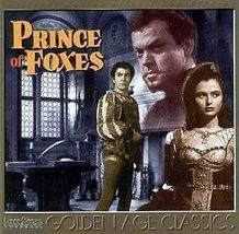 Prince Of Foxes - Soundtrack/Score CD ( Like New ) - $38.80