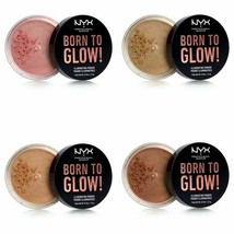 BRAND NEW - NYX Born To Glow Illuminating Powder, Choose A Color! - $7.99