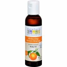Aura Cacia, Massage Oil Citrus, 4 Ounce - $10.40