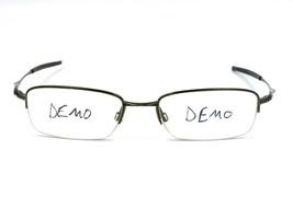 Oakley Spoke 0.5 OX3144-0253 Men's Eyeglasses Frame, Pewter. 53-19-140 #R25 - $80.14
