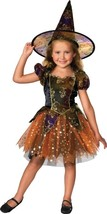 Elegant Witch Child Girl's Costume - Toddler 2T-4T - $40.51