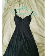 Vintage Designer Norma Kamali OMO Party Dress with spaghetti straps and ... - $2,950.00