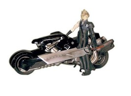 *Final Fantasy AC Play Arts Cloud & Fenrir Action Figure [US overseas ed... - $266.80