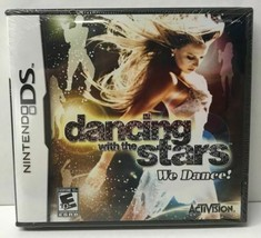 Dancing With the Stars: We Dance (Nintendo DS, 2008) DS NEW - $7.92
