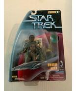 Star Trek SWARM ALIEN Action Figure Playmates 1997 Warp Factor Series 2  - $10.88