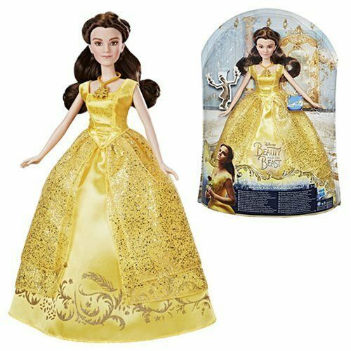 Image 0 of Disney's Beauty & The Beast Enchanting Melodies Belle Doll, Hasbro